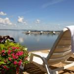 Chair on Beach of Leech- Scott Raden