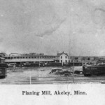 Akeley mill