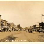 Main Street celebration