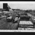akeley shipping dock